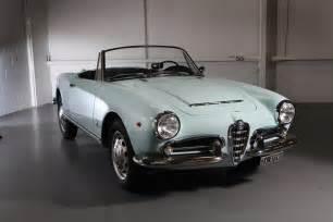 1965 Alfa Romeo Spider 1965 Alfa Romeo Giulia Spider Veloce 1600
