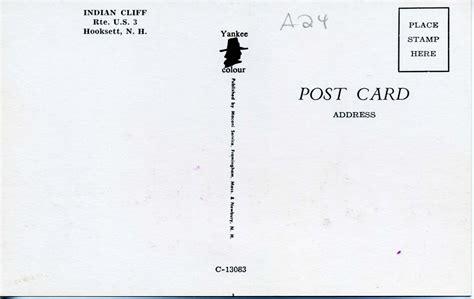 standard postcard template postcard template usps