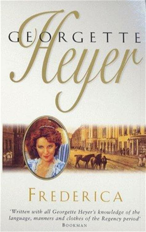 Of Quality Georgette Heyer N frederica req the foundling georgette heyer
