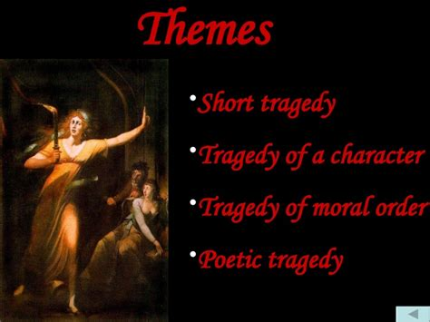 macbeth themes revenge macbeth