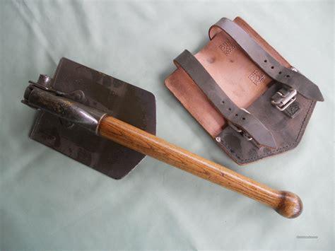 folding trench shovel german folding trench shovel for sale