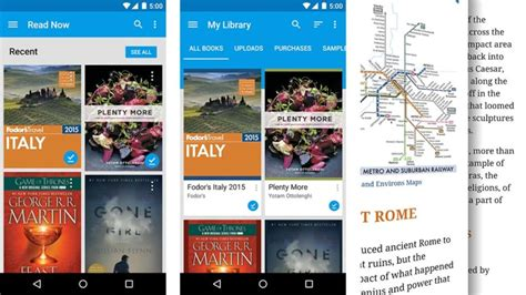 ebook format google books 15 best ebook reader apps for android android authority