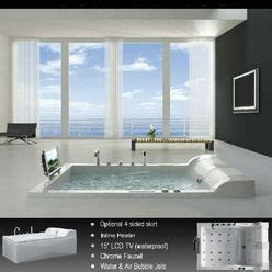 Oversized Jetted Bathtubs by Oversized 2 Person Jetted Bathtubs Products Two Person