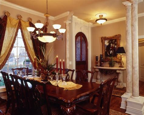 Traditional Dining Rooms Formal Dining Room Traditional Dining Room Rock By Celtic Custom Homes