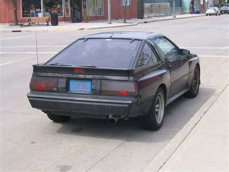 89 Chrysler Conquest Tsi 1987 Chrysler Conquest Tsi 1970s 1980s Car Of The Day