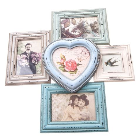 sass belle shabby chic delilah multiple photo frame sass belle from mollie fred uk