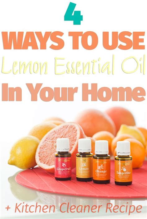 Artiscare Orange Essential Lemon Essential 129 best images about ways to use essential oils on