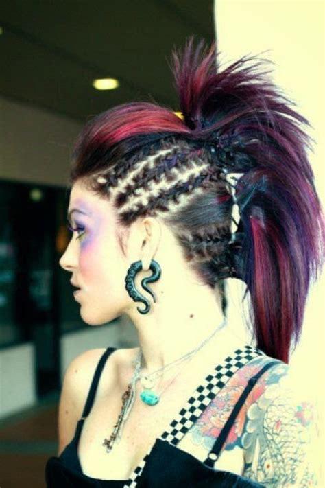 gothic hairstyles  haircut web
