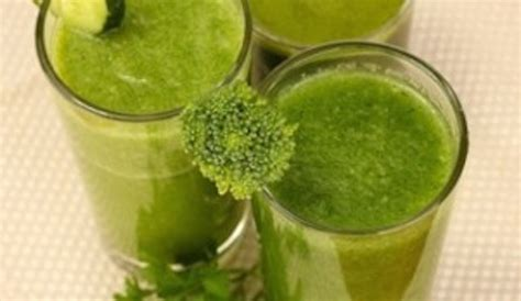 Detox Cancer Preventing Smoothie by Cancer Preventing Broccoli Smoothie Recipe Step Into My