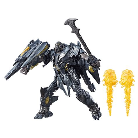 transformers the last megatron optimus prime premier edition leader class ebay