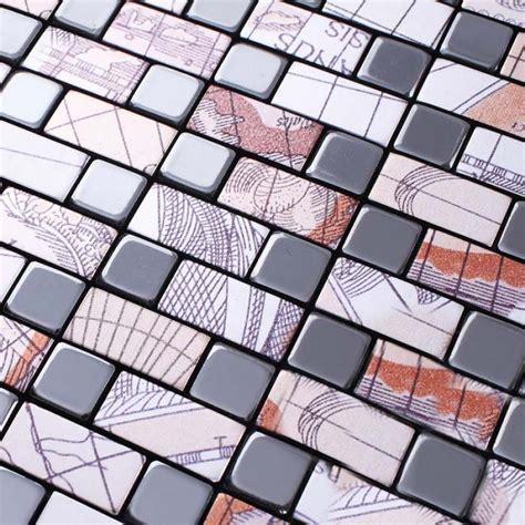 Aluminum Wall Tiles Kitchen by Wholesale Metallic Mosaic Tile Sheets Metal Aluminum