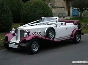 beauford open tourer classic wedding car hire