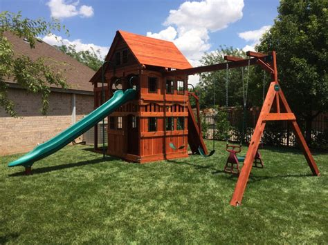 sturdy wooden swing sets texas wooden swing sets texas made sturdy safe and