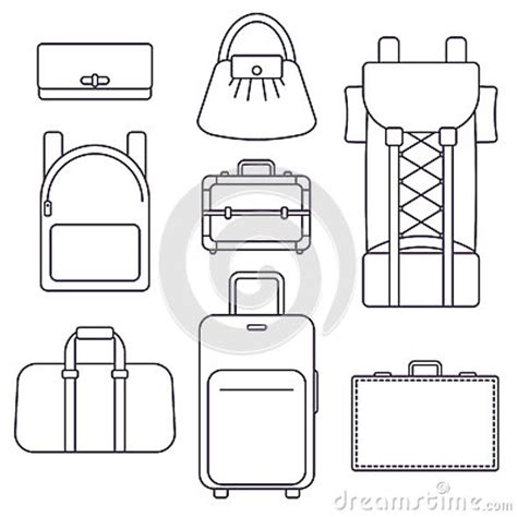 different kinds of backpacks different types of bags suitcase backpack and luggage