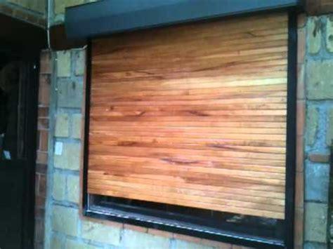 persianas de madera persiana de madera youtube