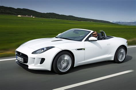 jaguar v6 f type jaguar f type v6 blanc
