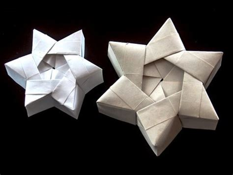 Present Origami - how to make a gift box