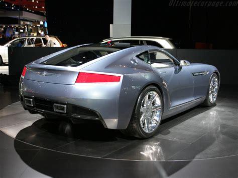 chrysler firepower chrysler firepower concept car allpar auto design tech