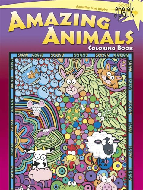 spark bugs coloring book dover coloring books books 87 best images about spark coloring by dover on