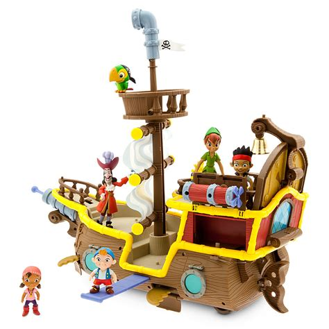 disney jake barco pirata set de juegos mimonino - Barco Pirata Jake