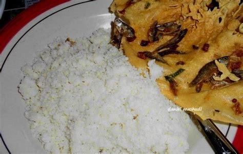 cara membuat yuyu menjadi gembur sego jagung dan bothok yuyu kuliner ndeso dari pati oleh