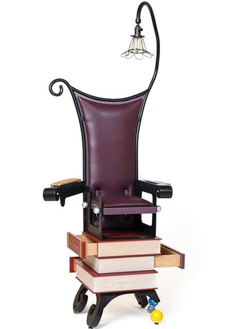 Burton Furniture by Unique Furniture Pieces The Burton Chair Inspired By Tim