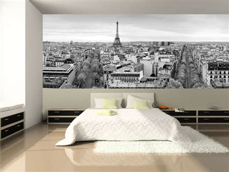 paris wallpaper for bedroom panoramic view of paris wall mural bedroom wallpaper