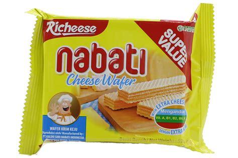 Nabati Richeese Wafer nabati cheese wafer 52g