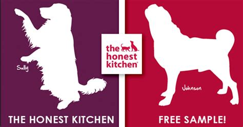 free sle the honest kitchen pet food