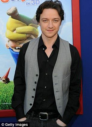 james mcavoy voice actor emily blunt has the white stuff at the hollywood premiere