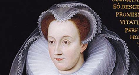 mara estuardo maria estuardo detalle siglo xvi renacimiento tardio