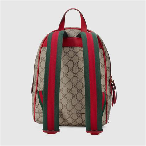 supreme backpack limited edition gg supreme backpack gucci s
