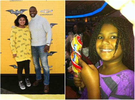 terry crews kids brooklyn nine nine actor terry crews with his eclectic and