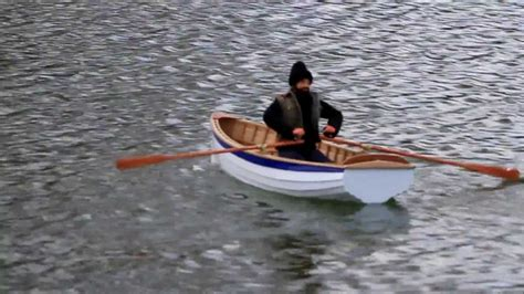 boat dog scratch model rowing boat sailing youtube