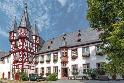 Decorated Home castles amp buildings r 252 desheim und assmannshausen am rhein