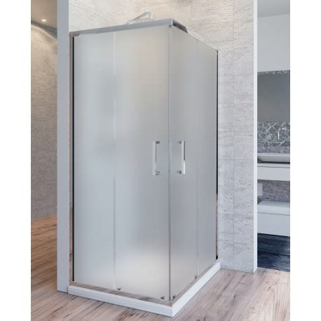 box doccia vetro satinato adry 2 0 box doccia angolo satinato opaco h 195 anti