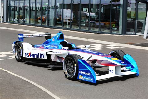 formula bmw bmw teams with andretti racing for formula e entry