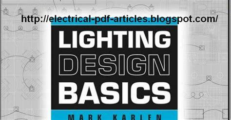 basics design 02 layout pdf electrical articles pdf lighting design basics by mark