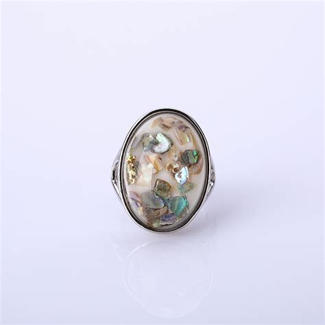 silver plated fashion ring free shipping worldwide
