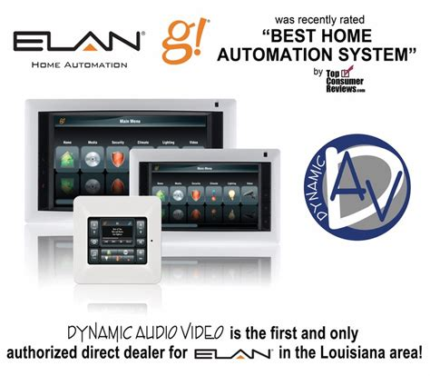 home automation dynamic audio l l c