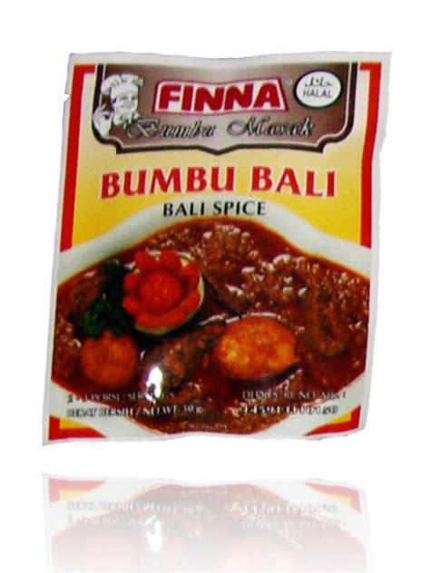 Finna Bumbu Bali Bumbu Masak 50 G pt sekar laut tbk products finna bumbu bali