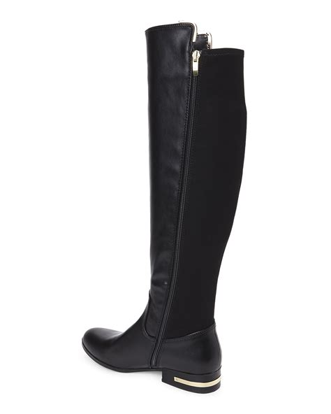 marc fisher boots marc fisher boots in black lyst