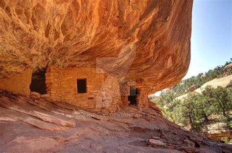 House On Utah by House On Ruins Cedar Mesa Utah By Gwhitton On
