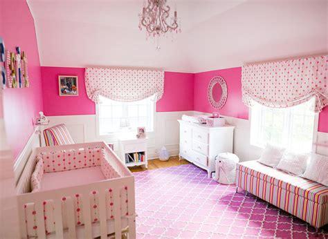 pink baby nursery pretty in pink 55 pink nurseries project nursery