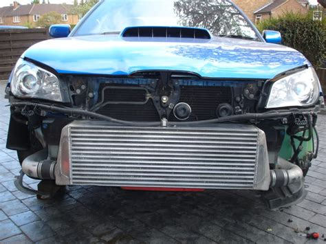 lads subaru lads with front mounts what air filters you running
