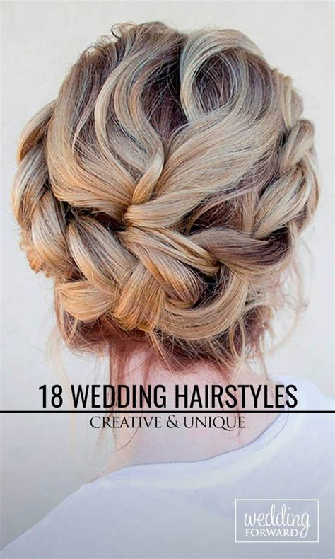 Unique Wedding Updo Hairstyles by 25 Best Ideas About Unique Wedding Hairstyles On