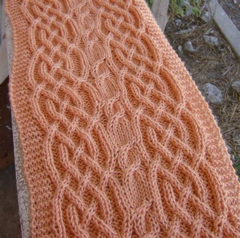 knit and knot celtic knot knitting