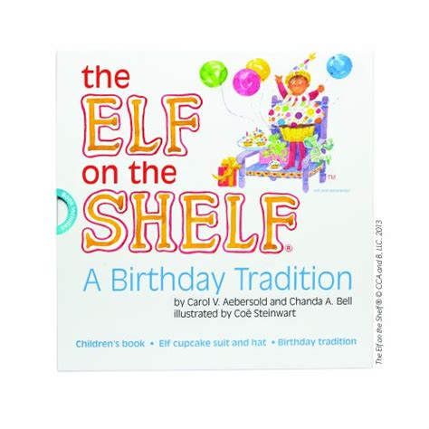 On A Shelf Birthday by Shelf Birthday Tradition Xpressionportal