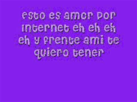 frases amor por internet pictures amor por internet novedad social alice amor por internet con letra youtube