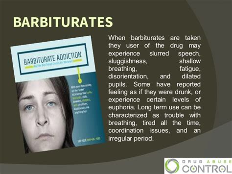 Barbiturate Detox by Facts